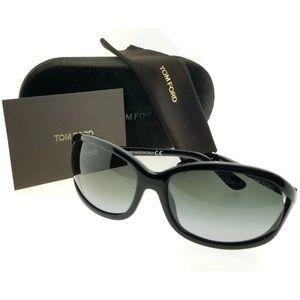 Tom Ford FT0278-01B-61 Women's Sunglasses